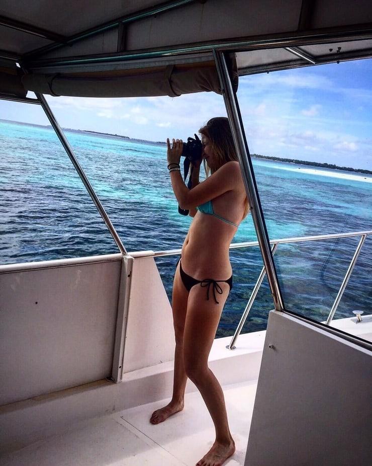 Belinda Bencic bikini