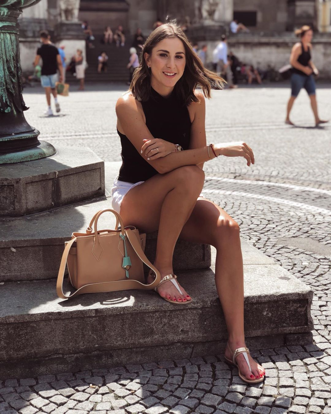Belinda Bencic feet