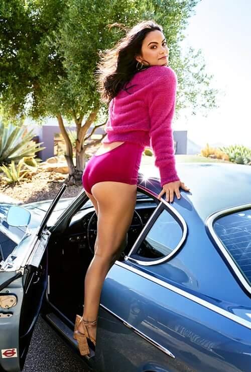Camila Mendes ass