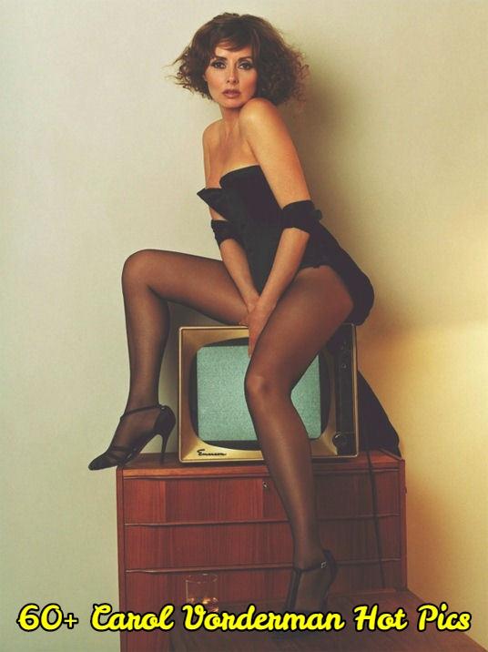 Carol Vorderman bare feet