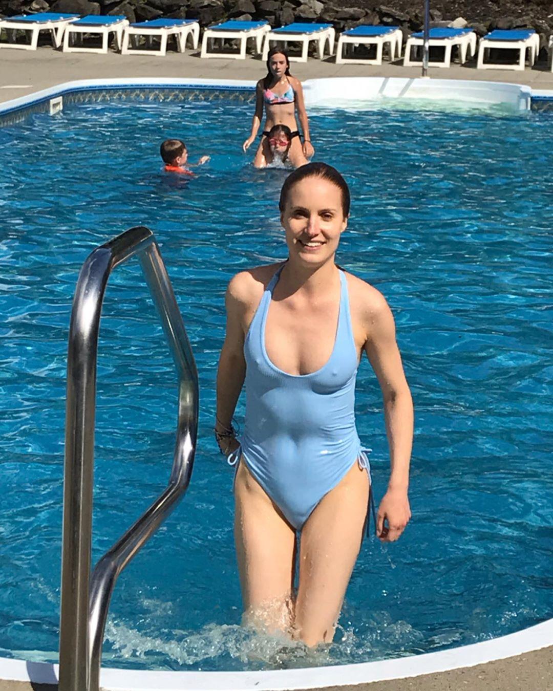 Charlotte Legault big boobs