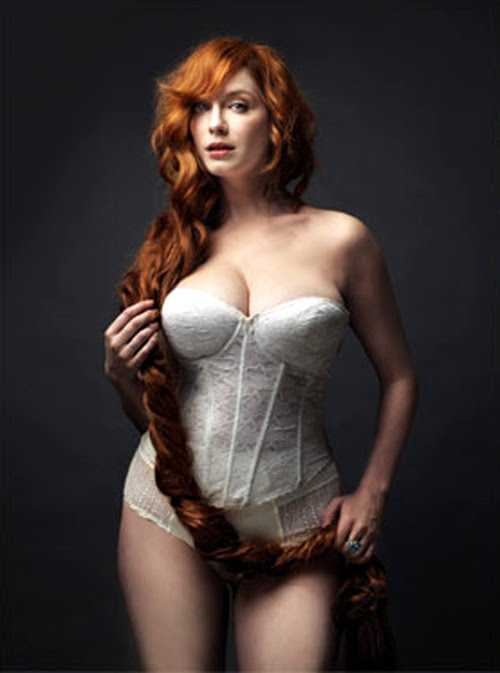 Christina Hendricks hot photos (1)