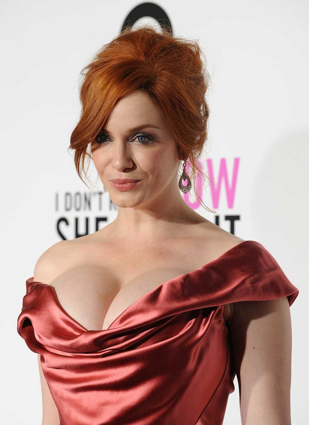 Christina Hendricks hot photos (2)