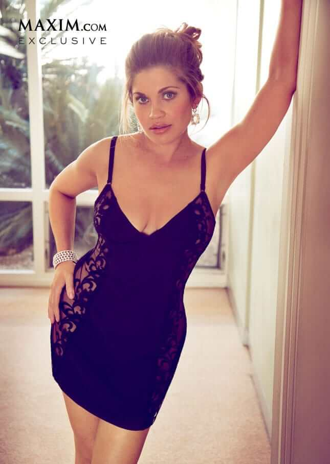 Danielle Fishel lovely