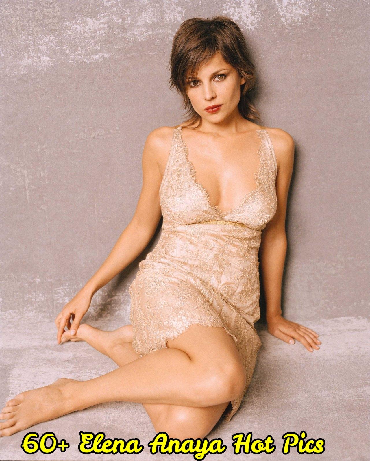 Elena Anaya tits