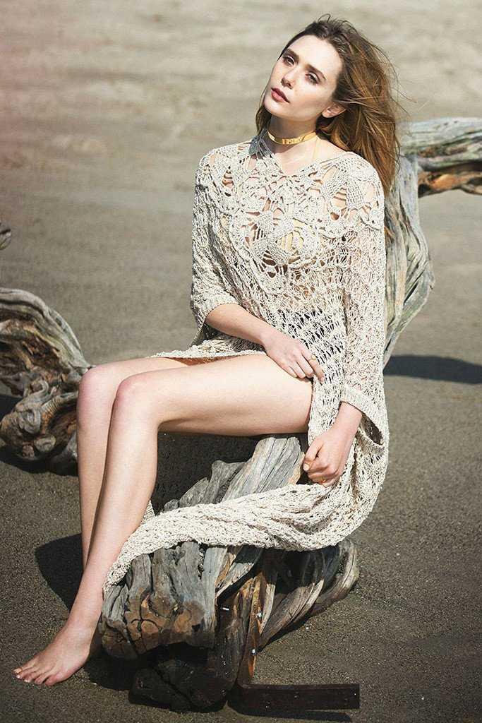 Elizabeth Olsen hot photos (1)