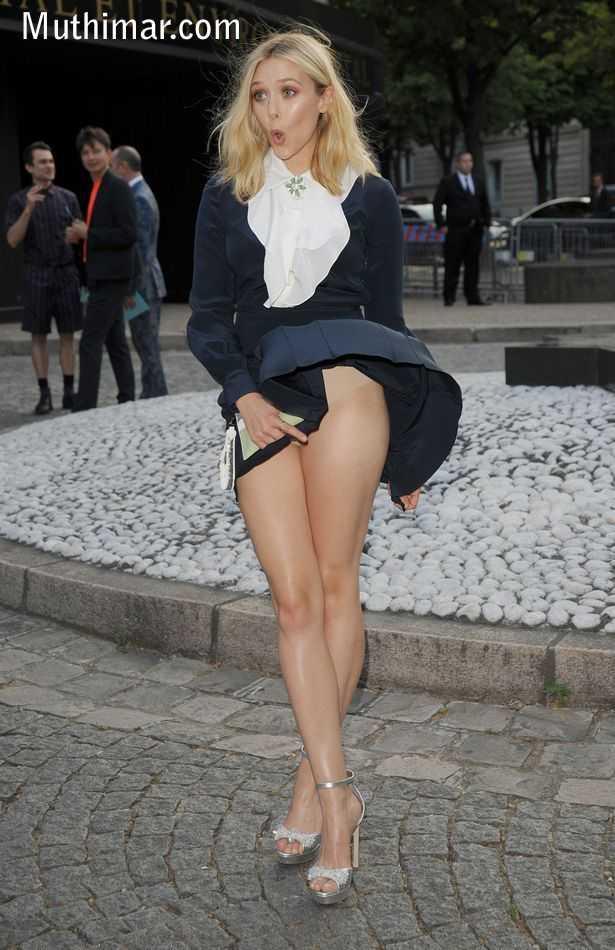 Elizabeth Olsen hot pics (1)