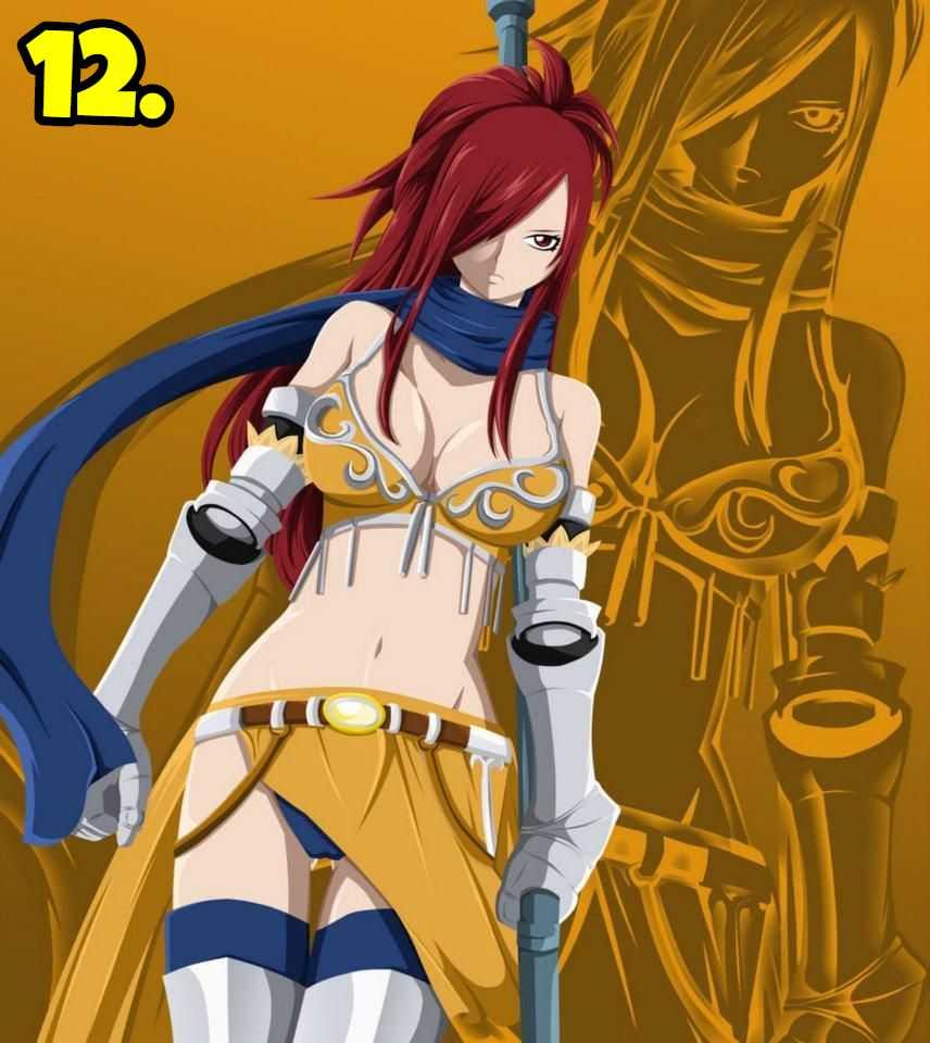 Erza Knightwalker (Fairy Tail)