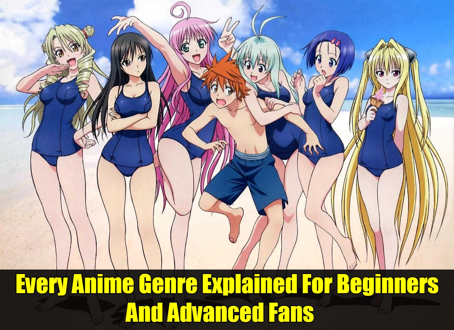 Every Anime Genre Explained For Beginners And Advanced Fans
