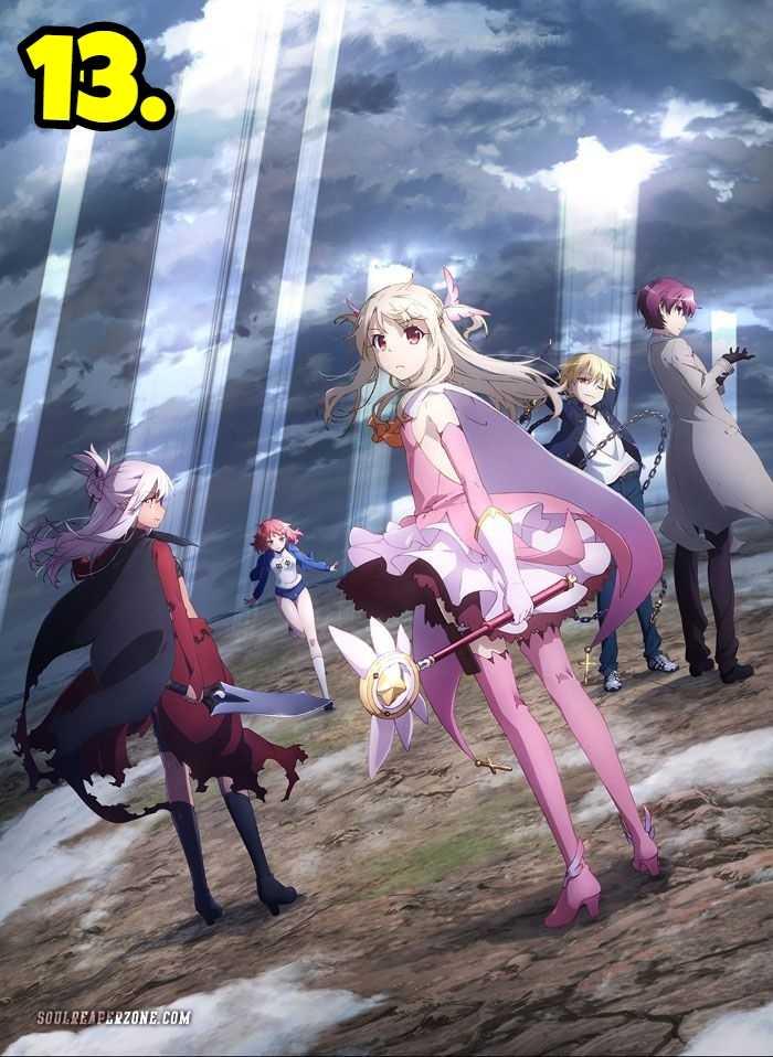 Fate kaleid liner Prisma Illya (1)