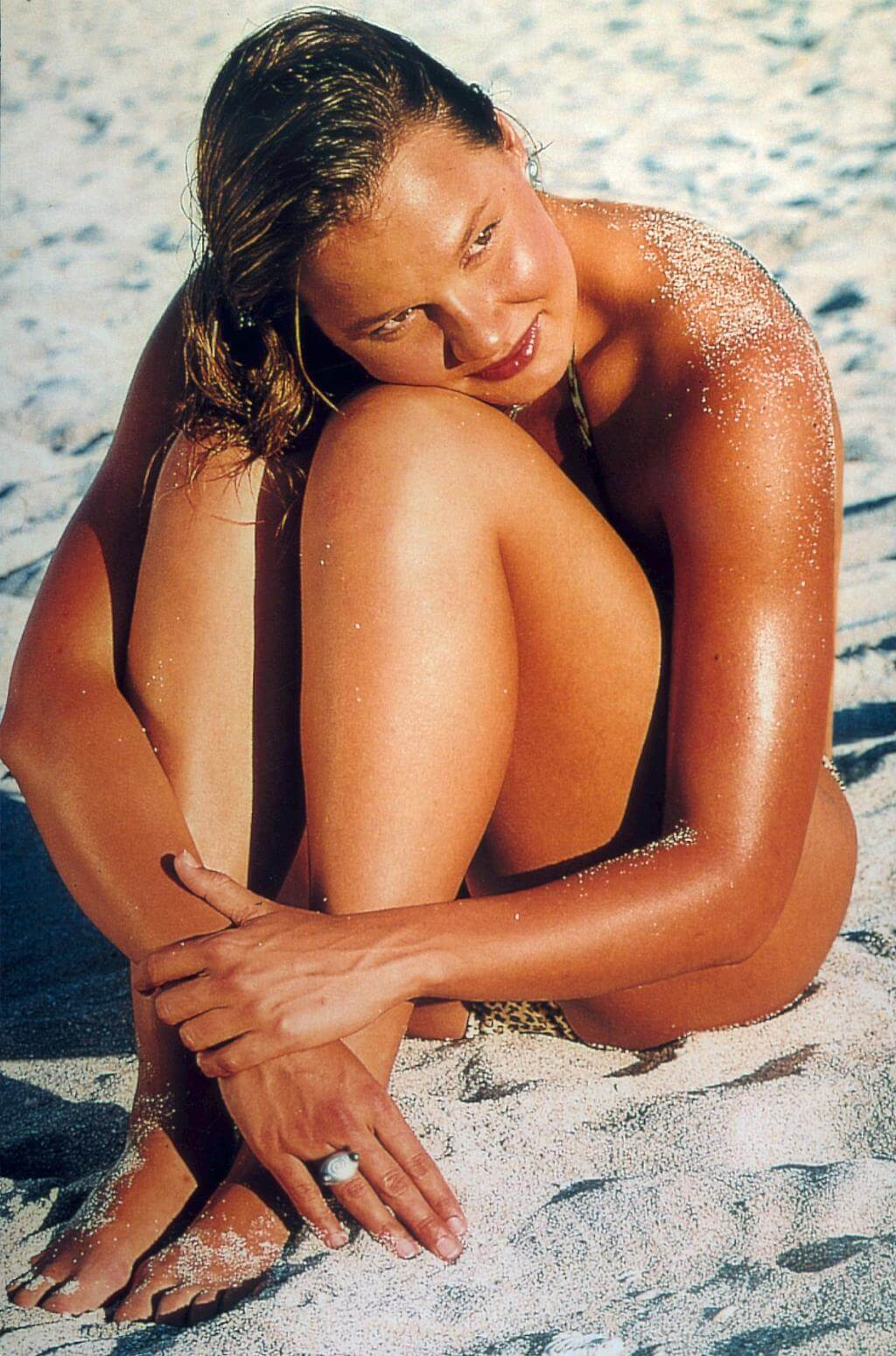 Franziska van Almsick naked