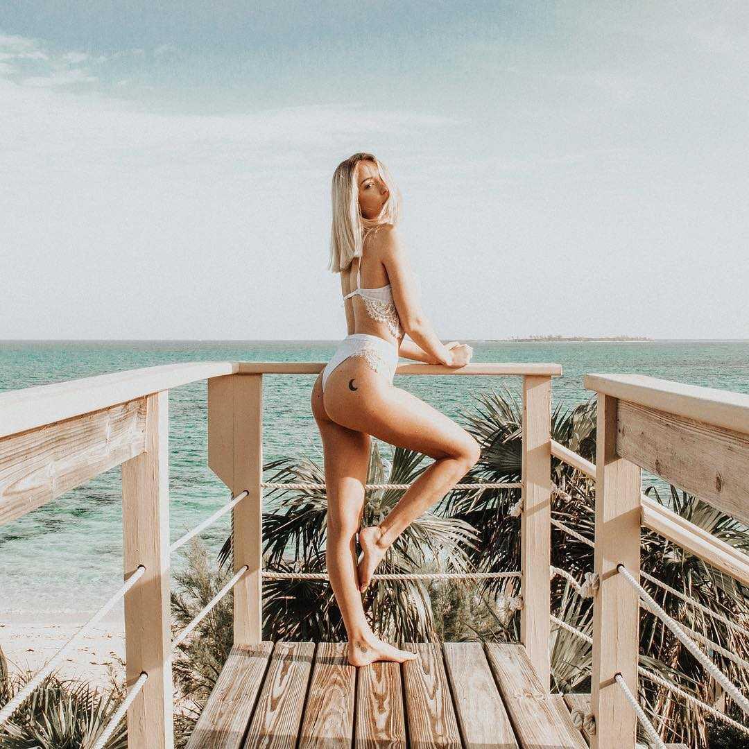 Hannah Rathbun big butt