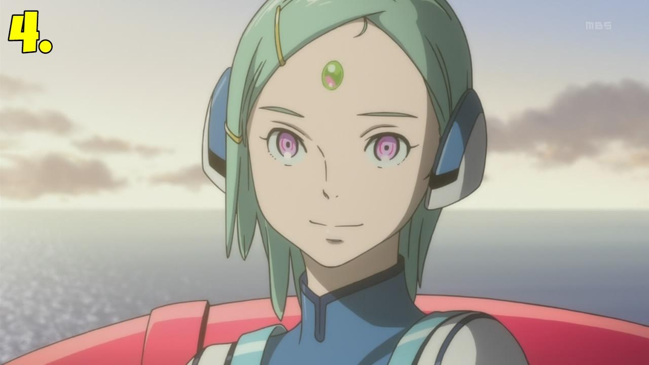 Hilda (Eureka Seven)