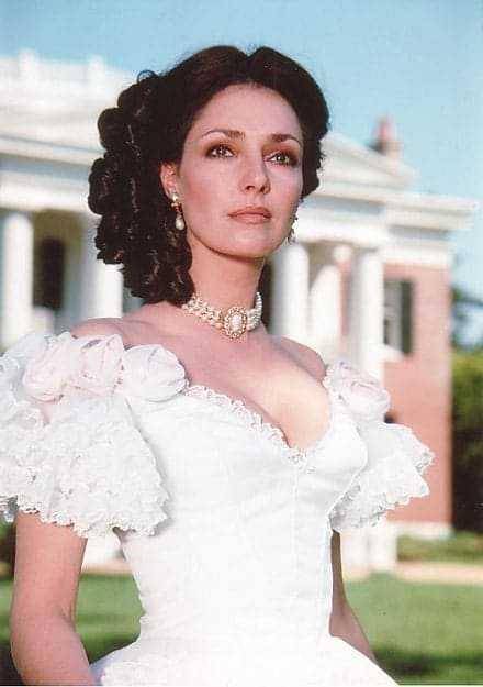 Jennifer O'Neill hot cleavage