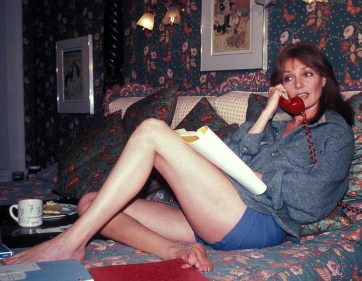 Jennifer O'Neill hot feet
