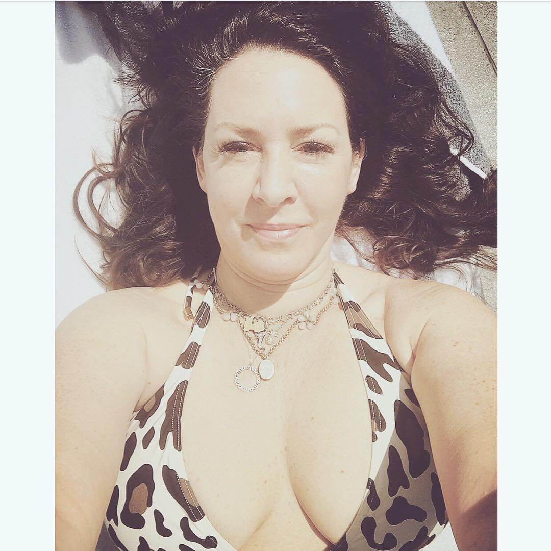 Fisher nackt joely Joely Fisher
