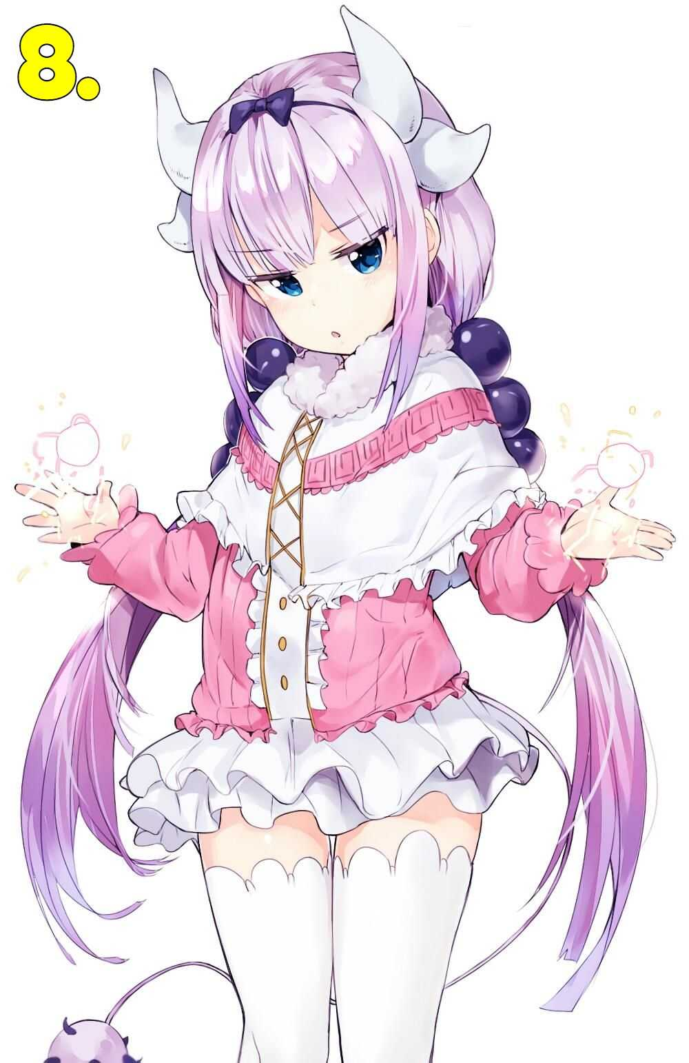 KannaKamui (Miss Kobayashi's Dragon Maid)