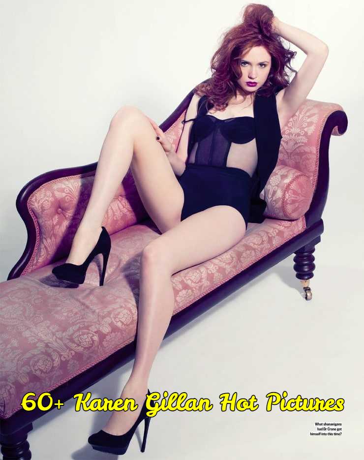 Karen Gillan hot photos