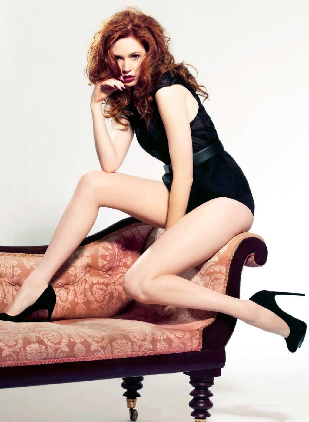 Karen Gillan hot pics (1)