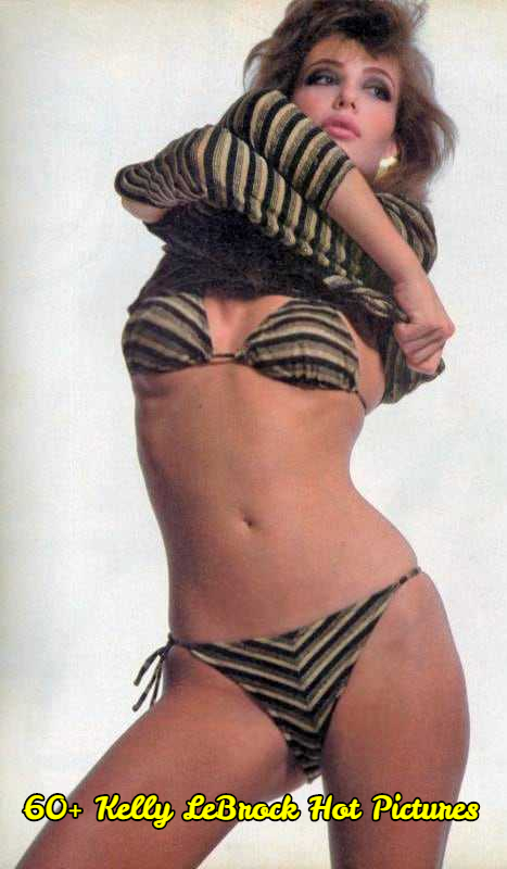 Kelly LeBrock hot pictures