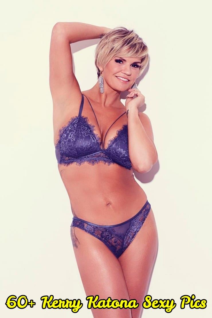 Kerry Katona bikini