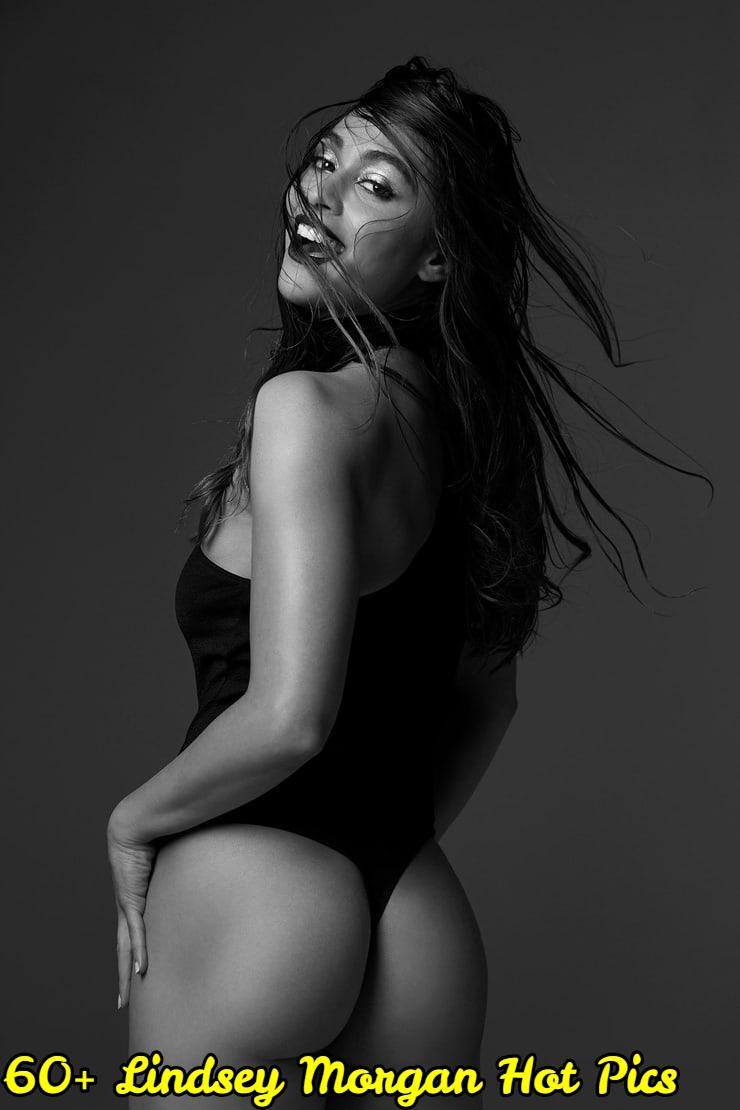 Lindsey Morgan butt