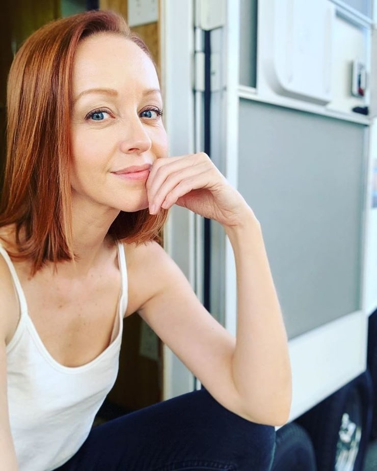 Lindy Booth eyes