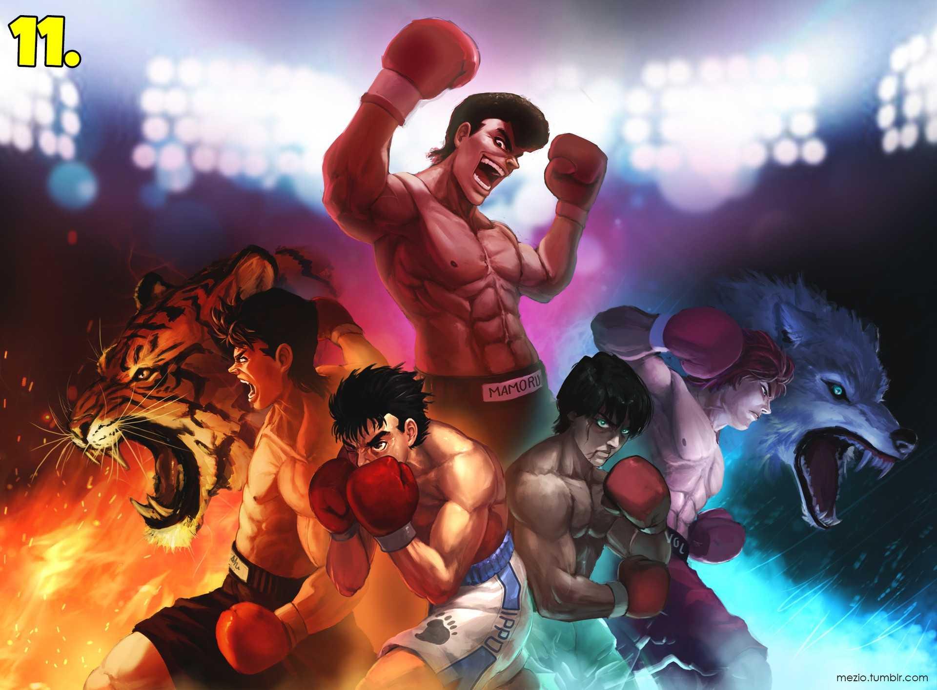 Martial Arts Anime