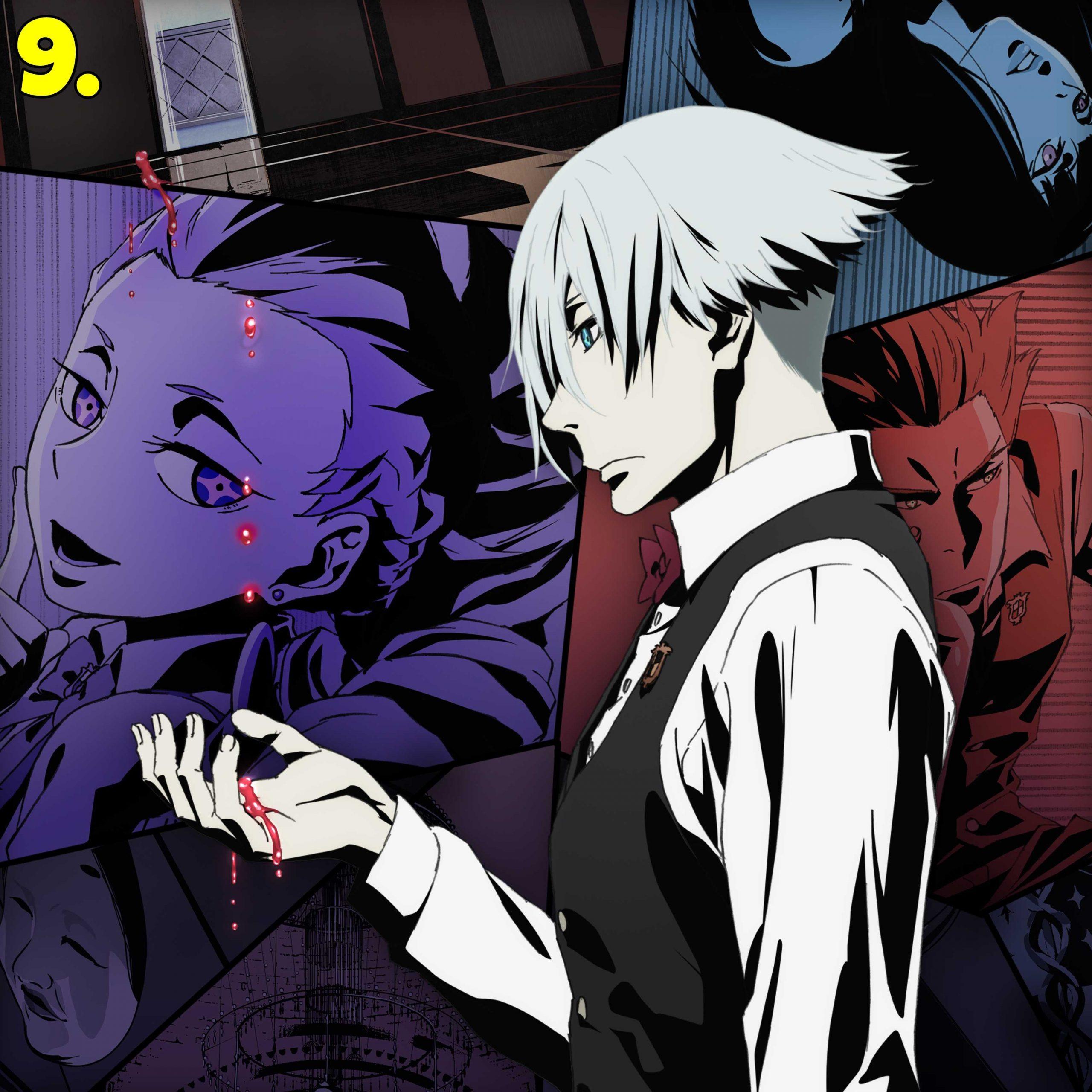 Mystery Anime