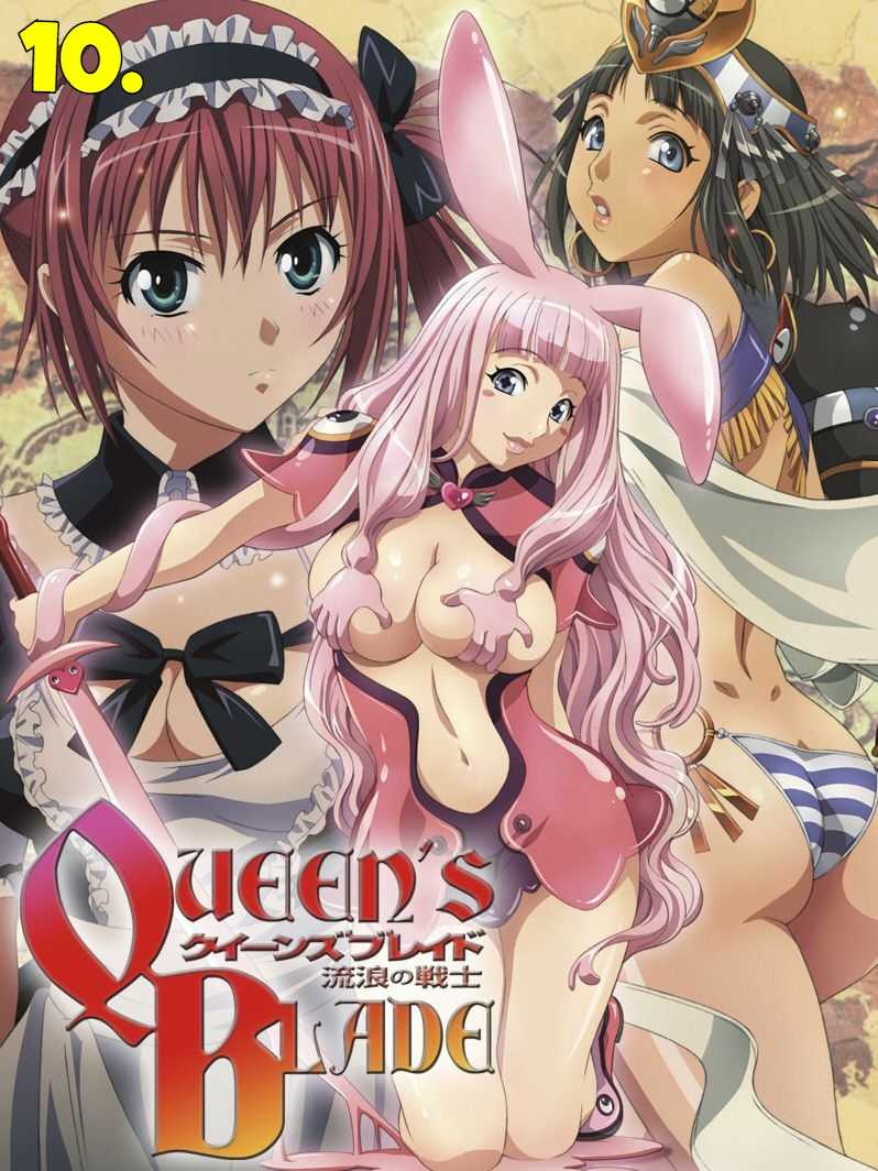 Queen's Blade, The Exiled Virgin