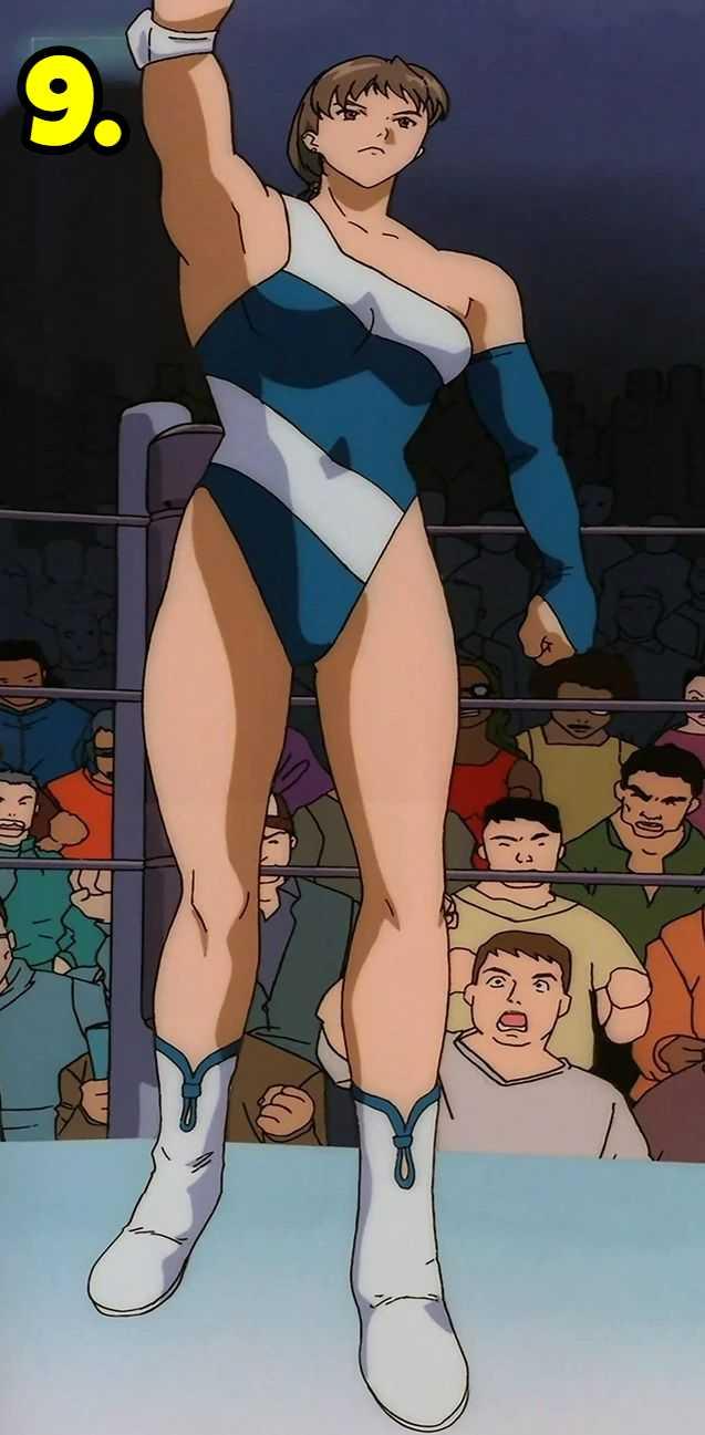 Reiko Ando (Outlaw Star)