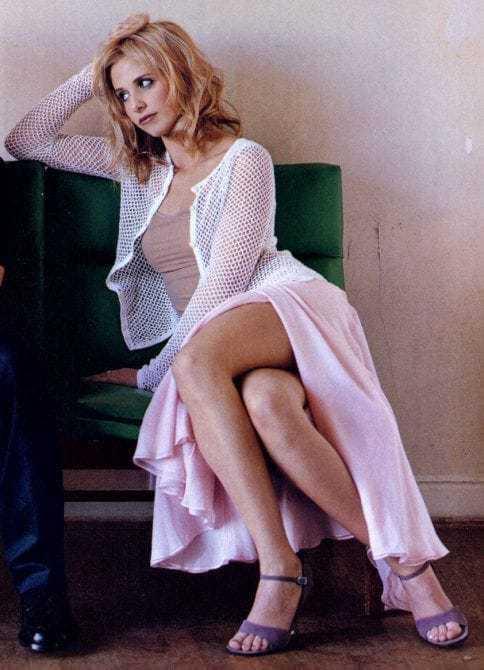Sarah Michelle Gellar sexy pics (2)
