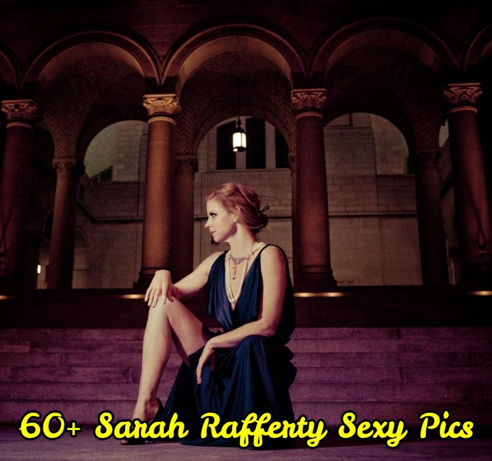 Sarah Rafferty knockers