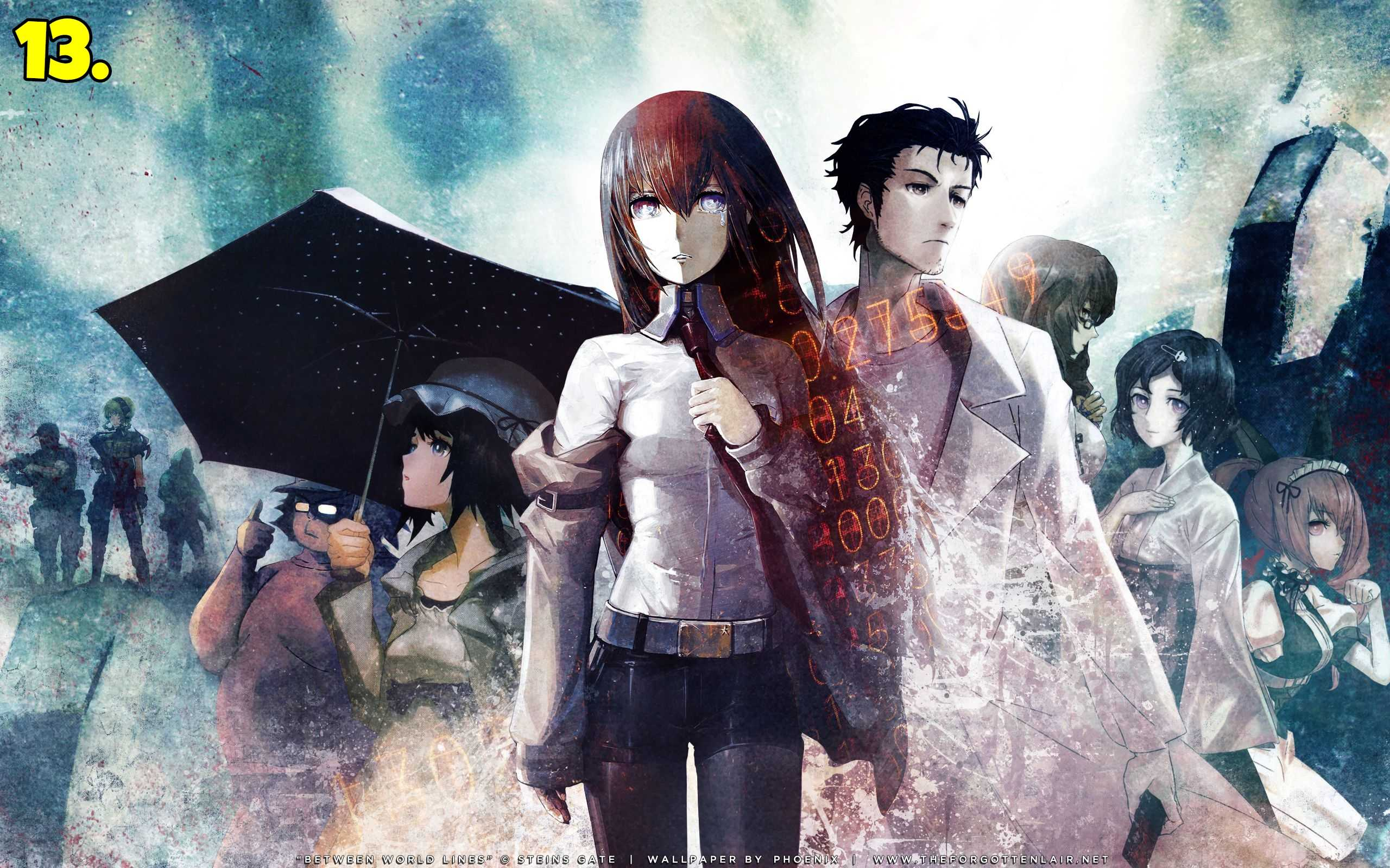 Sci-fi Anime