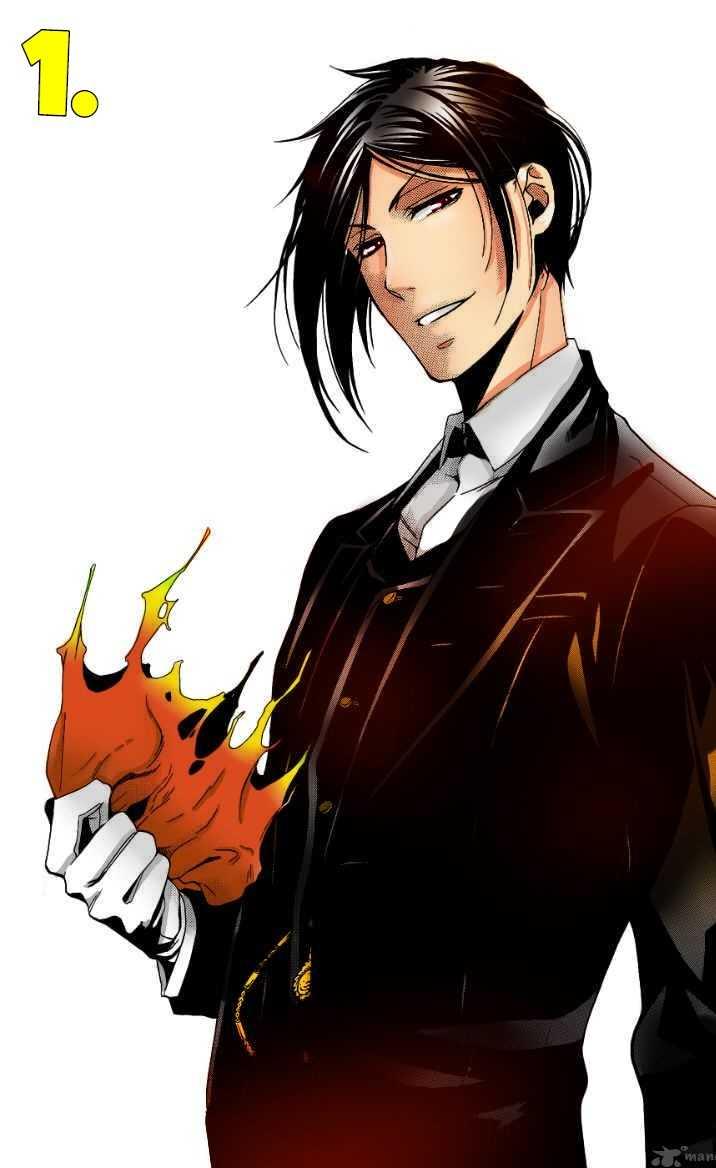 Sebastian Michaelis (Black Butler)
