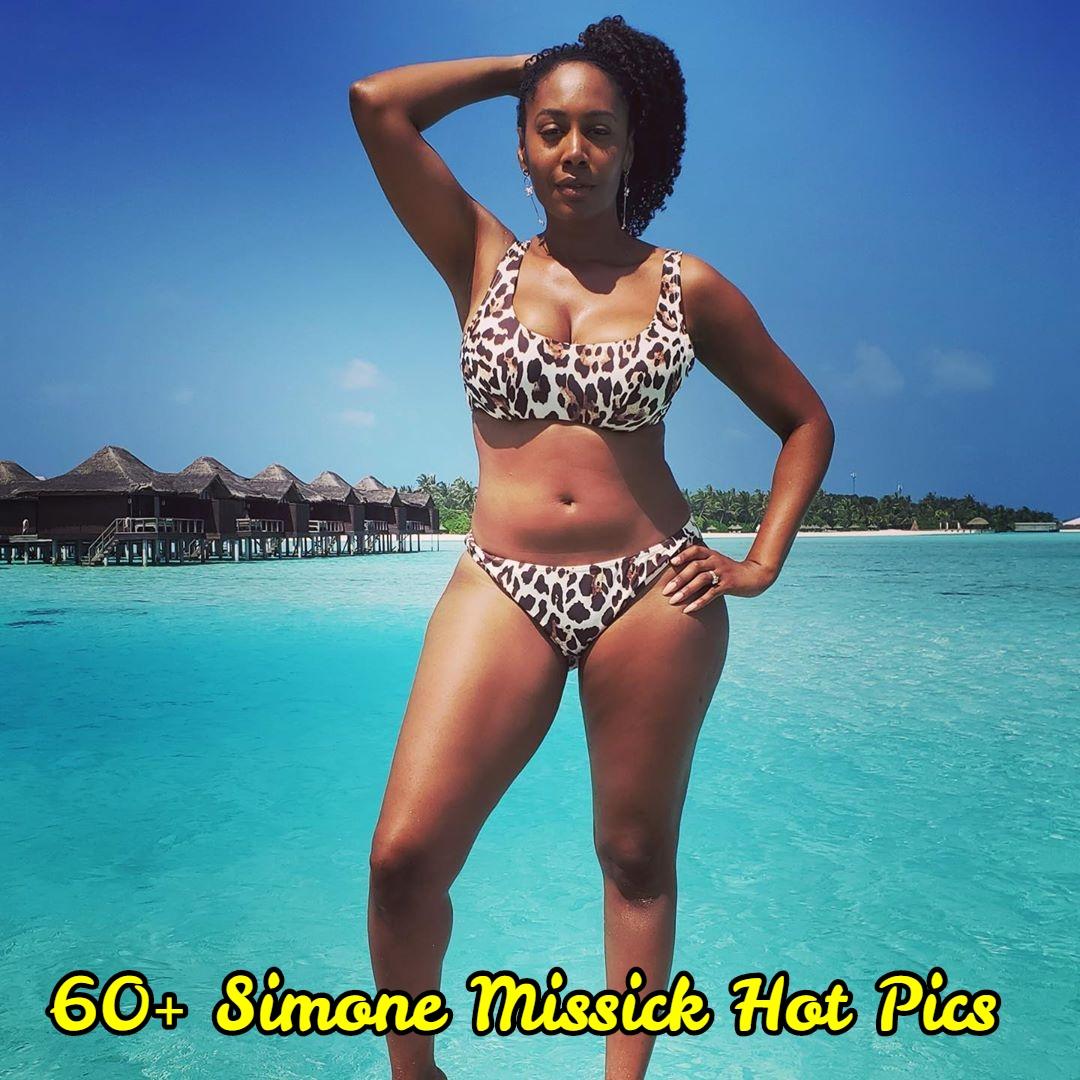 Simone Missick lingerie