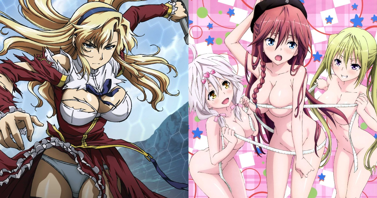 Top 18 Ecchi Harem Anime That Are Really Good