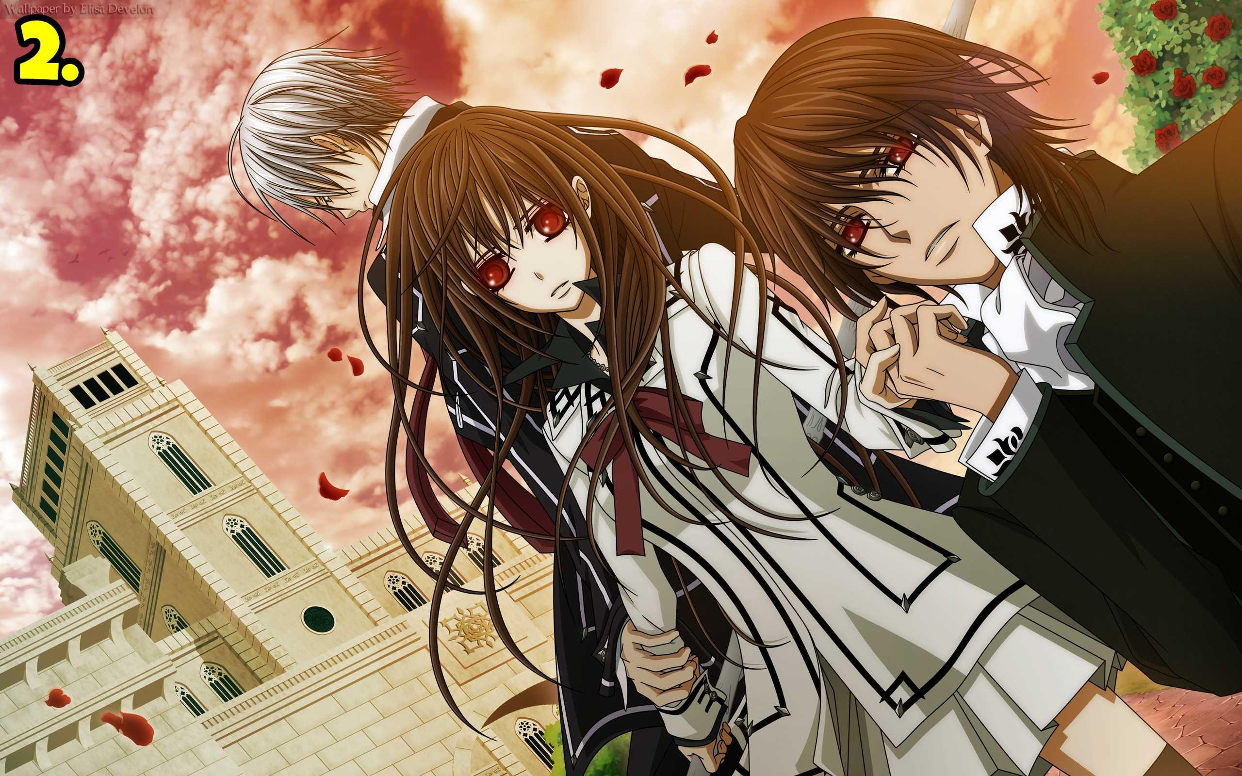 Vampires Anime