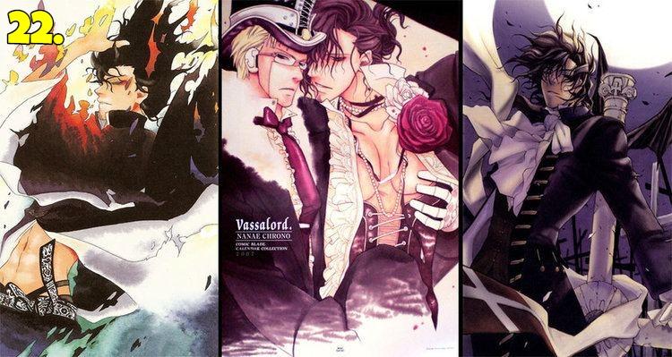 Vassalord – Love between a vampire and a vampire hunter