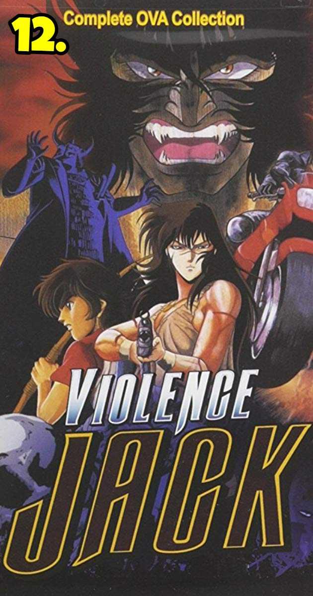 Violence Jack (1)