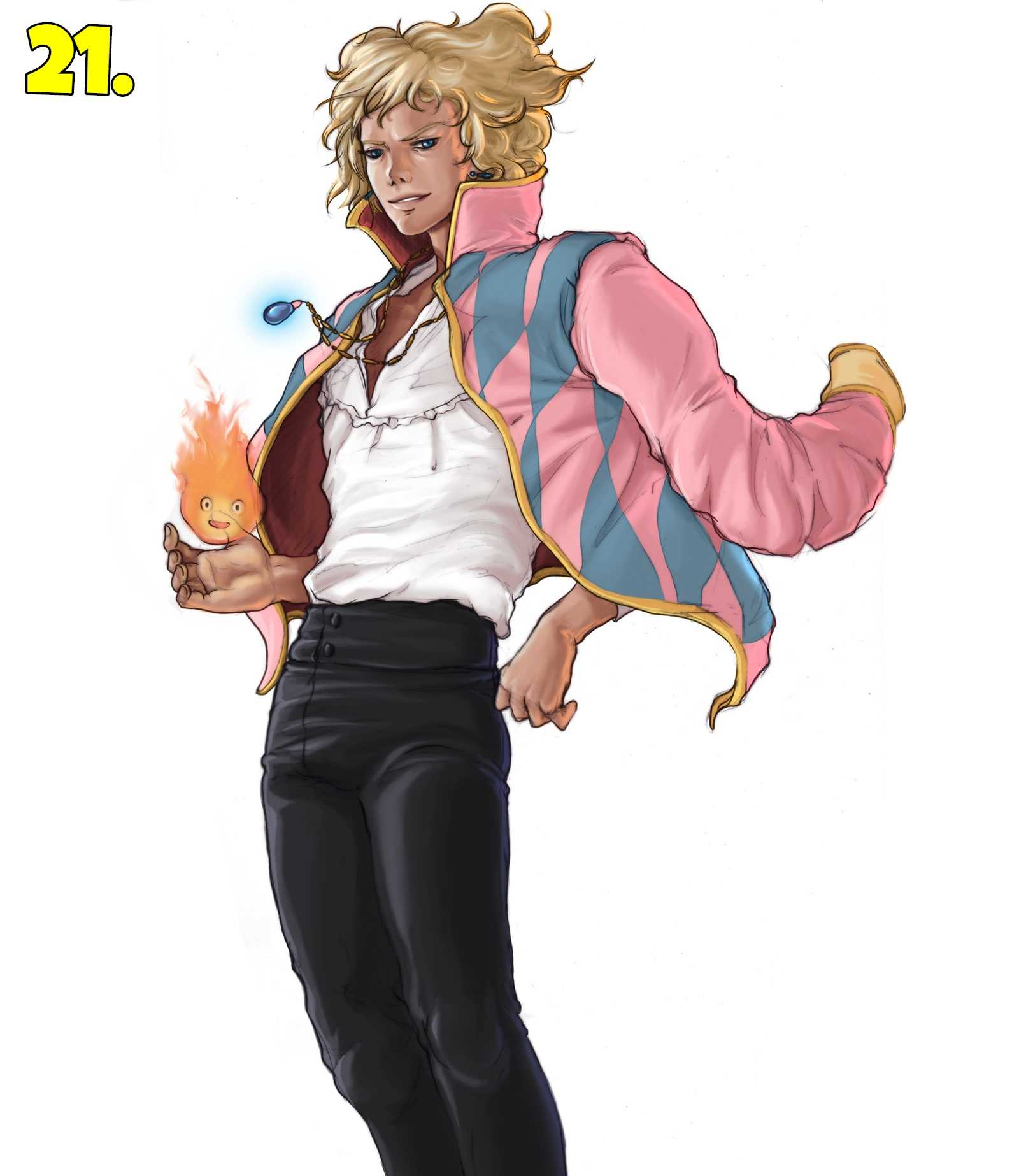 Wizard Howl (Howl's Moving Castle)