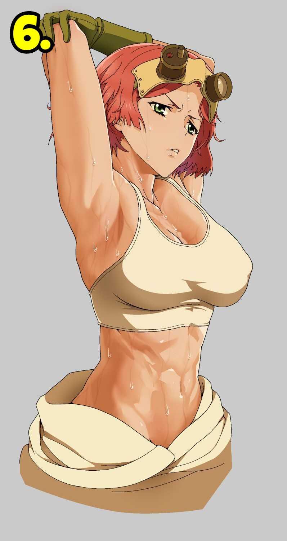 Yukina (Kabaneri of the Iron Fortress) (1)