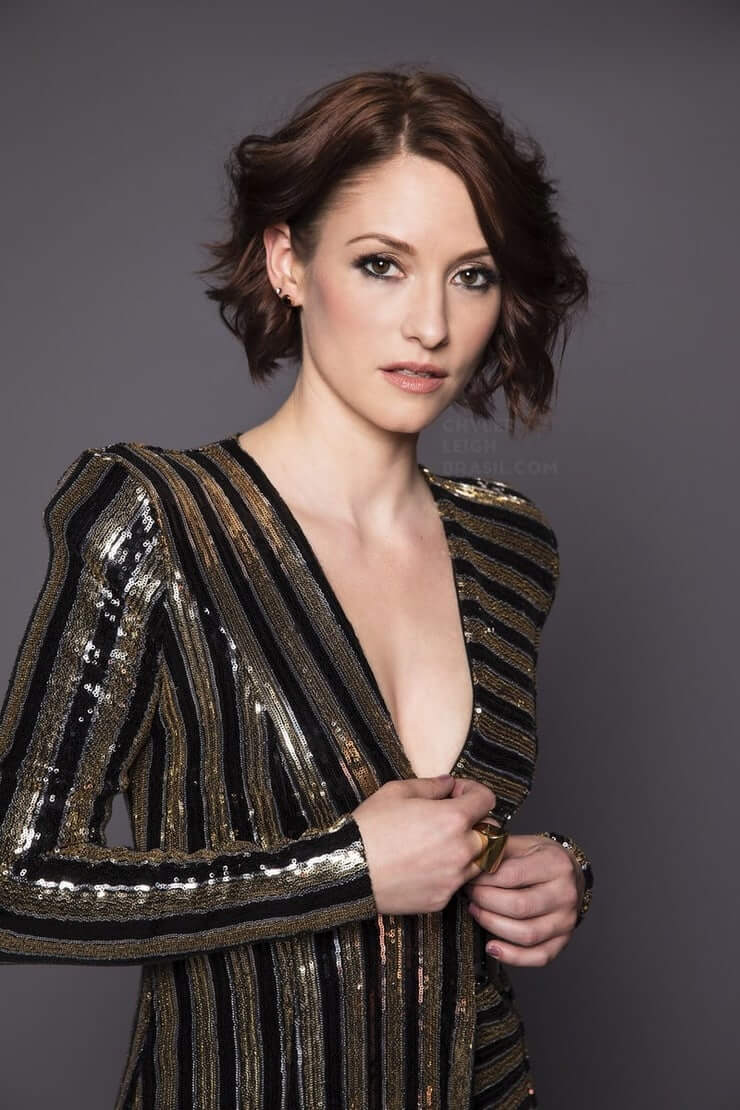 chyler-leigh-cleavage