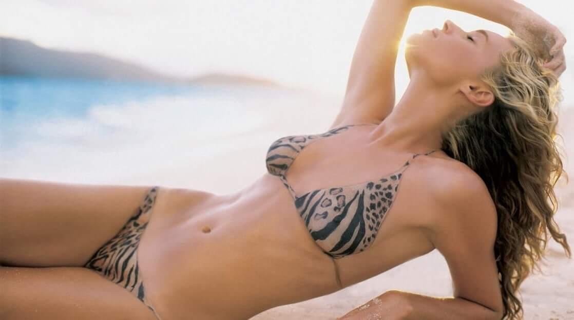 rebecca alie romijn hot body