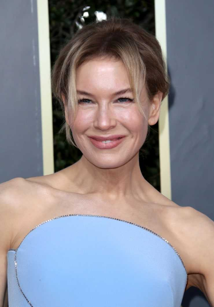 renee zellweger cute smile