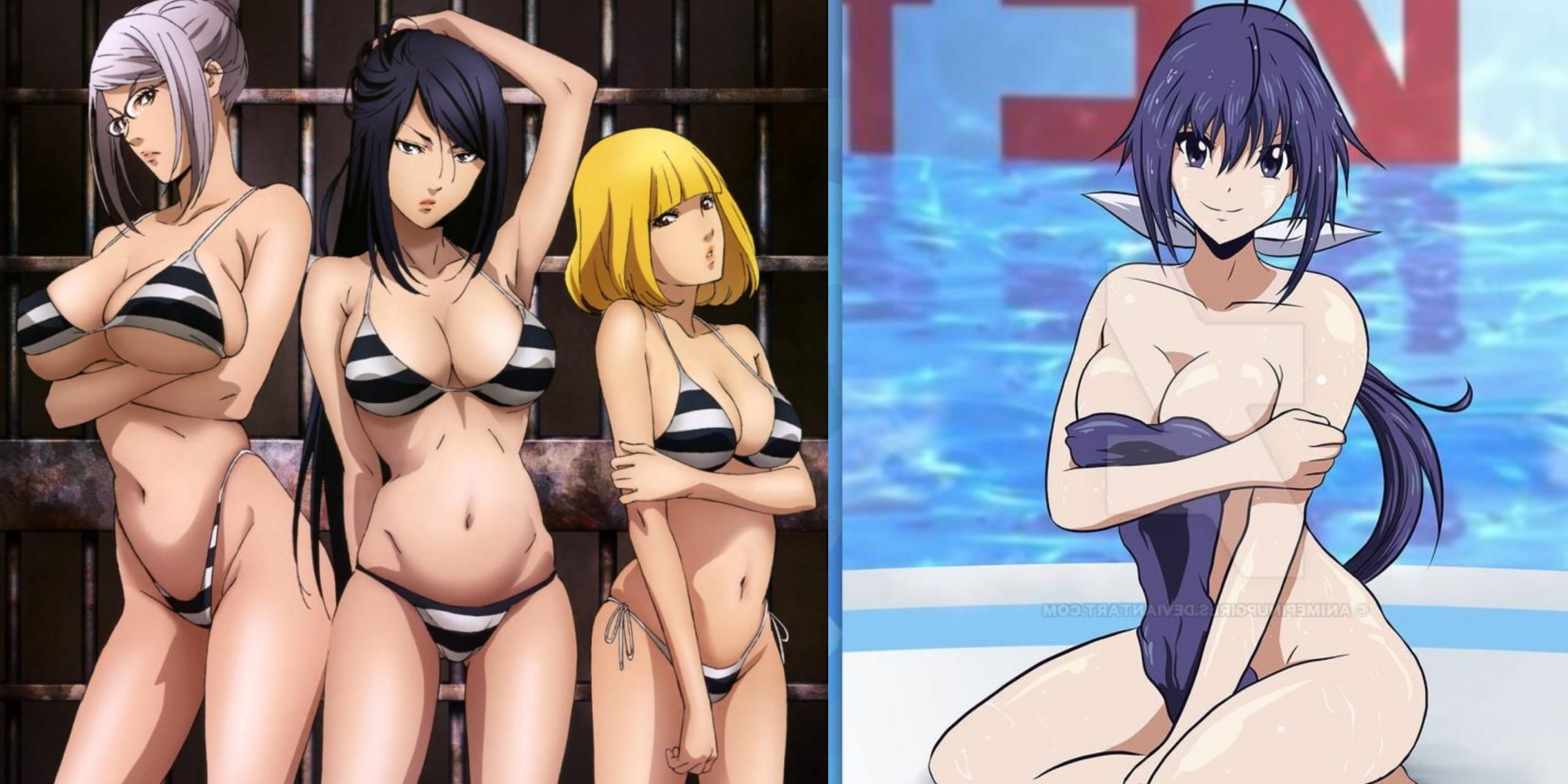 22 Extremely Sexy Anime That Are Not Hentai