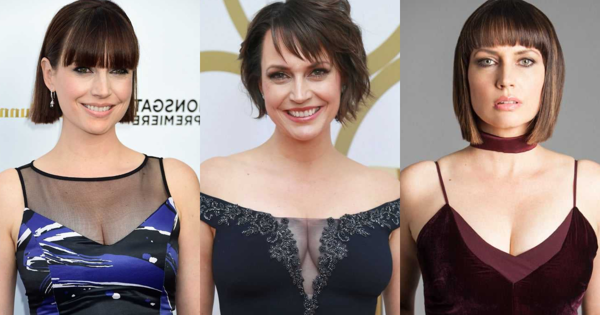 41 Hottest Julie Ann Emery Boobs Pictures Are Arousing And Appealing