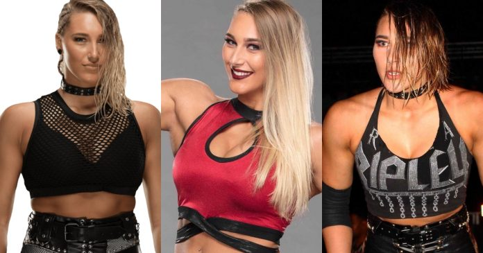 49 Sexiest Rhea Ripley Pictures Can Make You Fall For Her Glamorous Looks