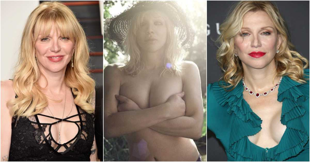61 Courtney Love Sexy Pictures Uncover Her Awesome Body