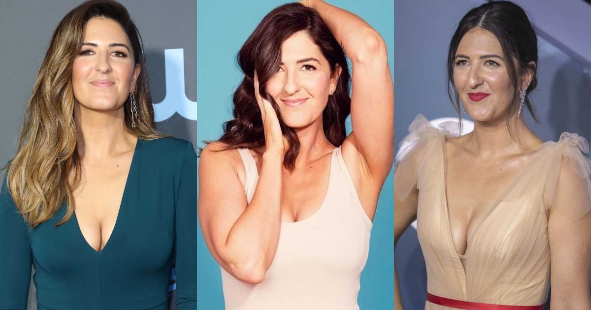 61 D'Arcy Carden Sexy Pictures Will Have You Drooling Without Your Conscience